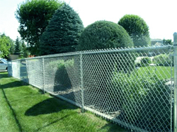 Discount Fence Co. Inc. - Chain link, vinyl, aluminum and steel